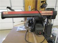 Craftsman 10 inch Radial Saw