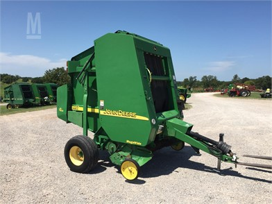 Round Balers For Sale In Oklahoma - 138 Listings