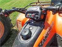 2001 Honda Rancher 350, 2x4 ATV