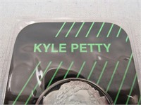Kyle Petty Nascar Limited Edition Race Medallion-