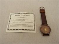 1904 Indian Head Penny Watch-