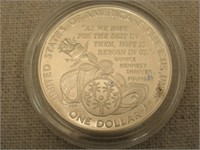 1995 Special Olympic Games Commemorative Coin-