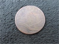 1787 New Jersey Colonial Penny-