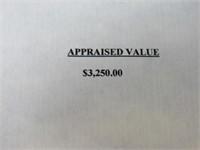 Men's Louis Vuitton Watch w/ Appraisal-