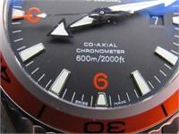 Men's Omega Planet Ocean Watch w/ Appraisal-