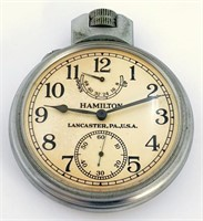 """""""Dial It Up Horology & Jewelry from Several Good Collections"""