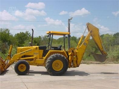 DEERE 410C For Sale - 6 Listings | MachineryTrader com