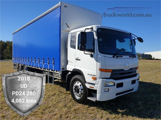 2018 UD PD 24 280 - Trucks for Sale