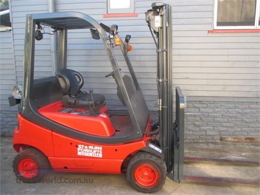1999 Linde H18T - Forklifts for Sale