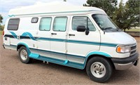 1997 Dodge 3500 Mdl 192TB Coach House, Class B, 350 gas eng, 92,520 mi, good cond (full bath, tv, air, microwave, fridge, stove, sink, good tires, reese hitch, can legally park on the street). view 1
