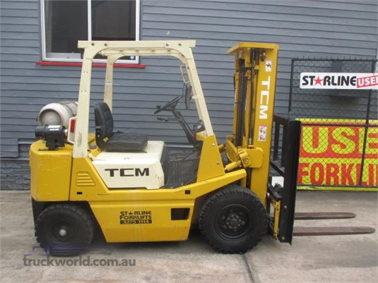 1986 Tcm other - Heavy Machinery for Sale