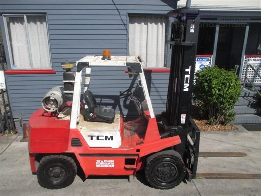 1989 Tcm other - Heavy Machinery for Sale