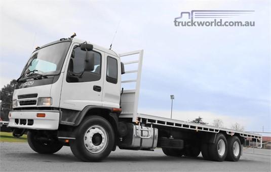 2004 Isuzu FVY 1400 - Trucks for Sale