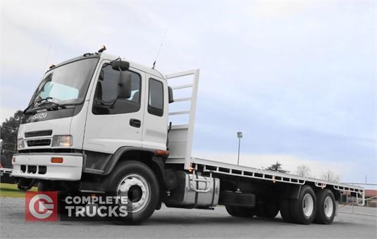 2004 Isuzu FVY 1400 Complete Equipment Sales Pty Ltd - Trucks for Sale