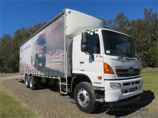 2015 Hino 500 Series 2632 FM - Trucks for Sale