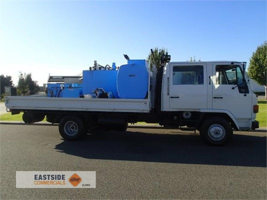 Search our Used Trucks & Buses | Eastside Commercials
