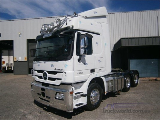 2016 Mercedes Benz Actros 2655 - Trucks for Sale