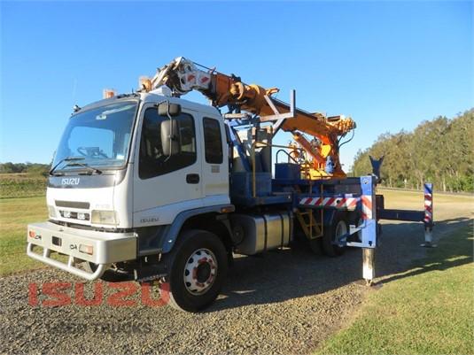 2006 Isuzu FVZ1400 Used Isuzu Trucks - Trucks for Sale