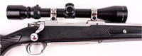 Gun Ruger M77 Mark II Bolt Action Rifle in 300 WIN