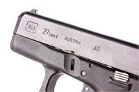 Gun Glock 27 Gen4 Semi Auto Pistol in 40 S&W