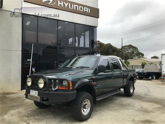 2003 Ford F250 Rn Xlt 4x4 Adelaide Quality Trucks  - Light Commercial for Sale