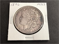 September´s Blowout Coin Auction