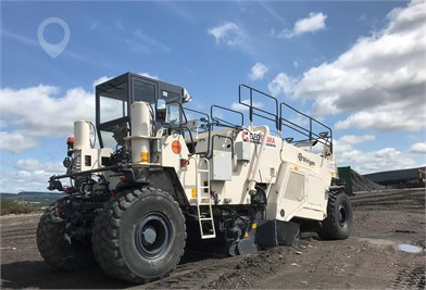 Used WIRTGEN Plant Equipment for sale in the United Kingdom