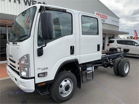 2018 Isuzu NPS 75 155 CREW South West Isuzu  - Trucks for Sale