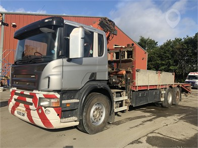 Used SCANIA P270 Trucks for sale in the United Kingdom - 12