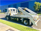 2019 Isuzu FSR Skip Bin Truck
