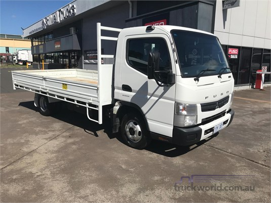 2013 Mitsubishi Canter 515 Wide Trucks for Sale