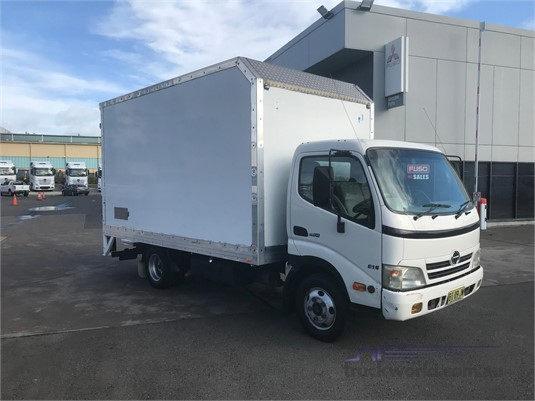 2007 Hino 300 Series 616 Trucks for Sale
