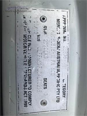 2010 Mitsubishi Fighter FN14 - Truckworld.com.au - Trucks for Sale