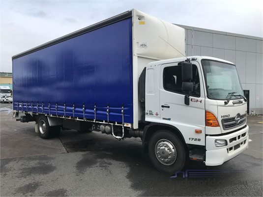 2016 Hino 500 Series 1728 GH Trucks for Sale