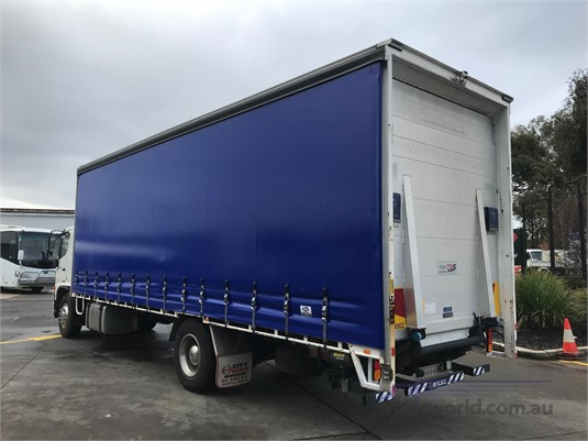 2016 Hino 500 Series 1728 GH - Truckworld.com.au - Trucks for Sale