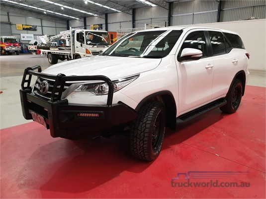 2017 Toyota Fortuner Crusade Light Commercial for Sale