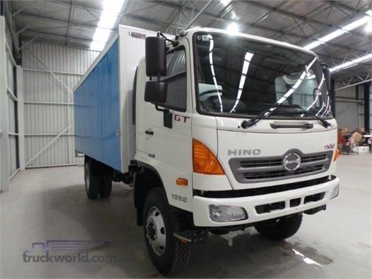 2019 Hino 500 Series 1322 GT 4x4 - Trucks for Sale