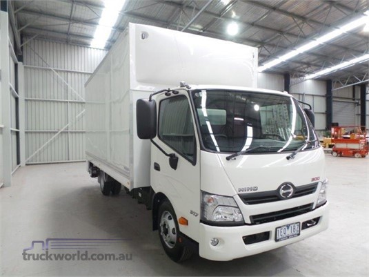 2019 Hino 300 Series 917 Trucks for Sale
