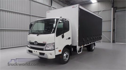 2019 Hino 300 Series 920 Trucks for Sale