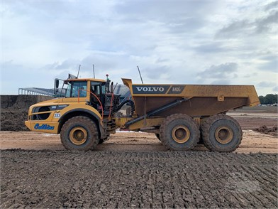 VOLVO A40G For Sale - 238 Listings | MachineryTrader co uk