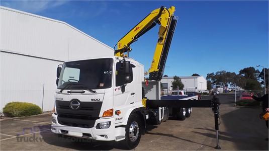 2019 Hino 500 Series 2628 FM Trucks for Sale