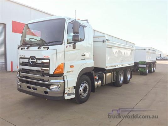2019 Hino 700 Series FS Trucks for Sale