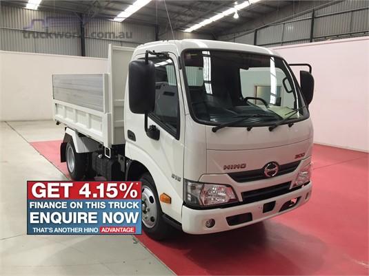 2019 Hino 300 Series 616 IFS Auto - Trucks for Sale