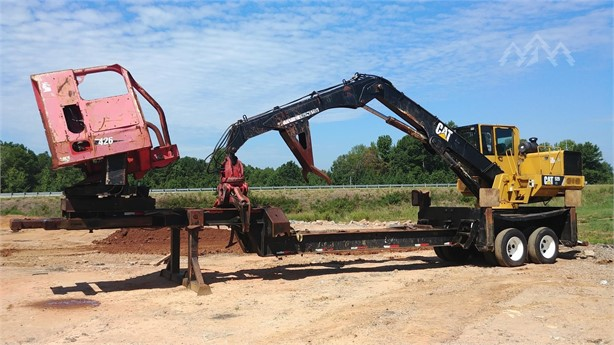 CATERPILLAR Mulchers Logging Equipment For Sale - 95