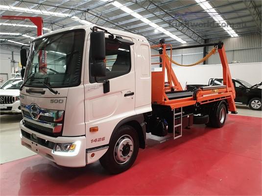 2019 Hino 500 Series 1426 FE - Trucks for Sale