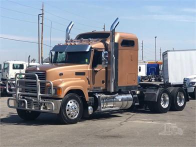 MACK PINNACLE CHU613 RAWHIDE Trucks For Sale - 11 Listings