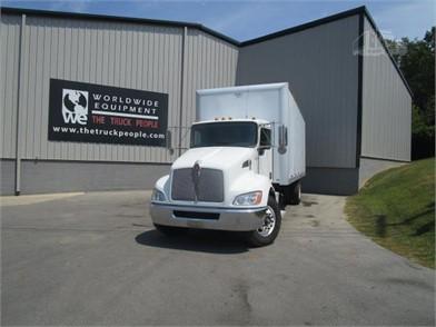 KENWORTH T270 Trucks For Sale - 321 Listings   TruckPaper