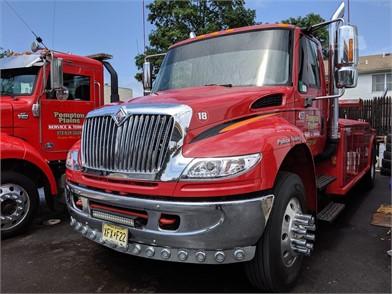INTERNATIONAL 4400 Tow Trucks For Sale - 14 Listings
