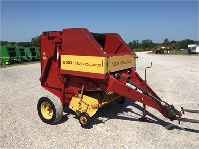 NEW HOLLAND Round Balers Auction Results - 346 Listings