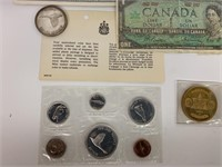 Lot of CDN Centennial Coins-Notes and Tokens